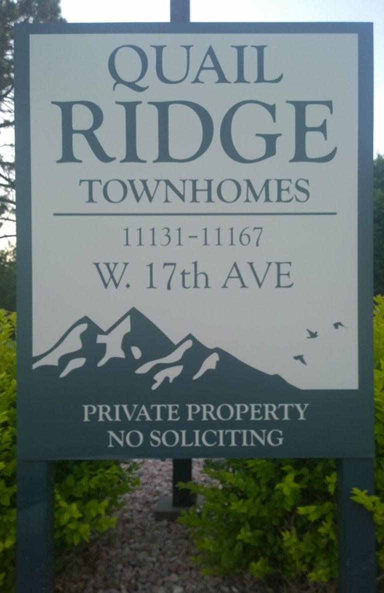 Quailridge - Weststar Property Management